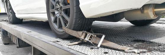 Flatbed & Wheel Lift Service